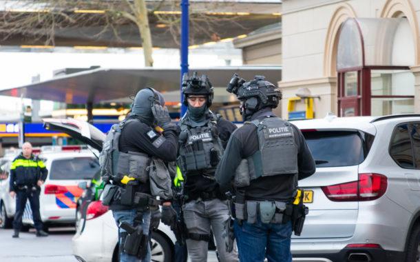 Arrestatieteam Tilburg doet inval: 30.000 joints, 115 kilo softdrugs en een half miljoen aan cash gevonden.