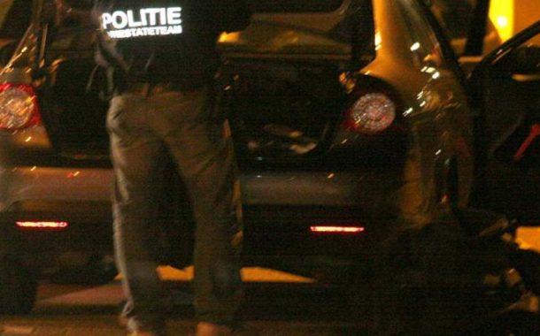Geen wapen aangetroffen bij door arrestatieteam aangehouden man Nijmegen